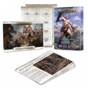 Age of Sigmar : Warscrolls Cards - Sons of Behemat