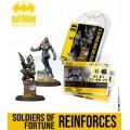 Batman - Soldiers of Fortune Reinforces 0