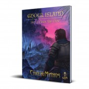 Boite de Sandy Petersen's Cthulhu Mythos: Ghoul Island Act 3: Clean Up Crew