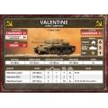 Flames of War - Valentine Tank Company 7