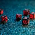 Cyberpunk Red Essential Dice Set (4D6 & 2D10) 3