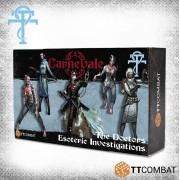 Carnevale - Esoteric Investigations