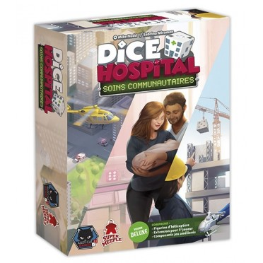 Dice Hospital - Soins Communautaire Deluxe
