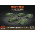Flames of War - SU Tank-Killer Battery 0