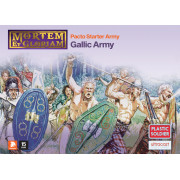 Mortem Et Gloriam: Gallic Pacto Starter Army