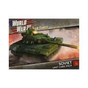 Team Yankee - WWIII: Soviet Unit Card Pack