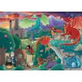 Puzzle - Les Dragons - 50 pièces 0