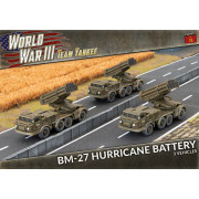 Team Yankee - BM-27 Hurricane Rocket Launcher Battery
