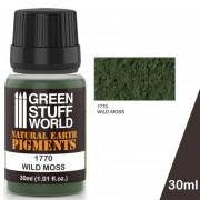 Pigments Wild Moss