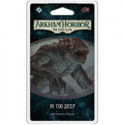 Arkham Horror : The Card Game - In Too Deep