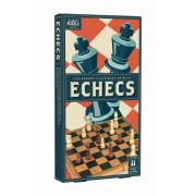 Echecs Bois Vintage