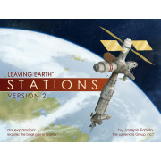 Leaving Earth - Stations Expansion Version 2