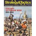Strategy & Tactics 325 - Italian-Ottoman War 1911-1912 0