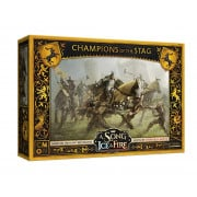 A Song Of Ice and Fire : Baratheon Champions of the Stag