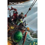 Venzia - Atlas : Tichuàn, Le Serpent Ecarlate