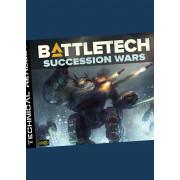 Battletech: Technical Readout Succession Wars