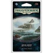 Arkham Horror, the Card Game: Devil Reef