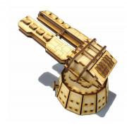 Sci-Fi Utopia - Railgun Defence Platform