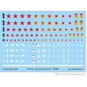 Soviet Star & Insignia Set 1