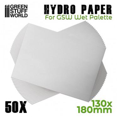 Hydropapier (x50)