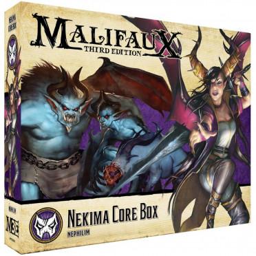 Malifaux 3E - Neverborn - Nekima Core Box