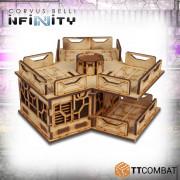Sci-Fi Utopia - Tri Building