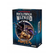 Dungeons & Dragons : Rock Paper Wizard - Fistful of Monsters Expansion