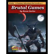 5th Edition Adventure Module: Brutal Games