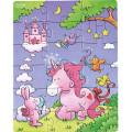 Puzzles - Licornes dans les Nuages 1
