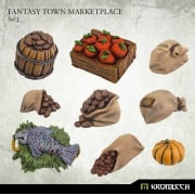 Fantasy Town Marketplace Set 1