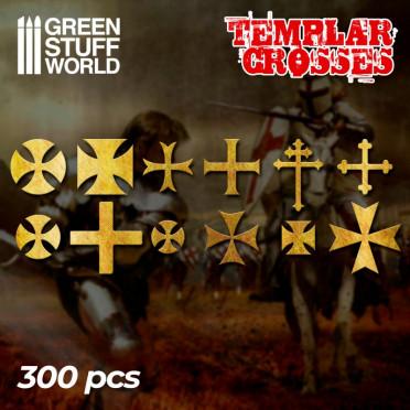 Symboles Croix des Templiers