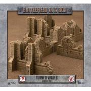 Battlefield in a Box: Sandstone - Large Corner