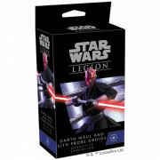 Star Wars Legion : Darth Maul and Sith Probe Droids Operative Expansion