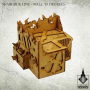 Skargruk Line - Wall 90 Degrees