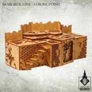 Skargruk Line - Strongpoint
