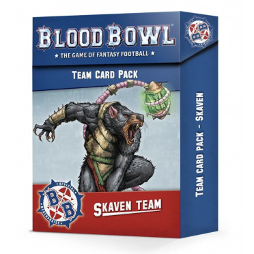 Blood Bowl : Snotling Team - Card Pack