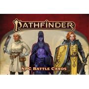 Pathfinder Second Edition - NPC Battle Cards