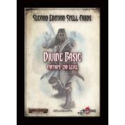 Pathfinder Second Edition - Divine Basic Spell Card Set