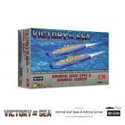 Victory at Sea - Admiral Graf Spee & Admiral Scheer