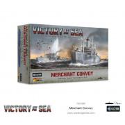 Victory at Sea - Merchant Convoy