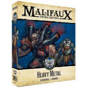 Malifaux 3E - Arcanists - Heavy Metal
