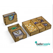 Box Organizer - Clank! + expansions compatible Insert