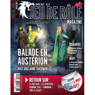 Jeu de rôle Magazine n°52