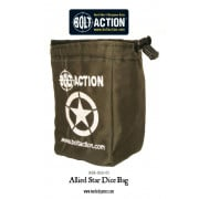 Bolt Action Allied Dice Bag