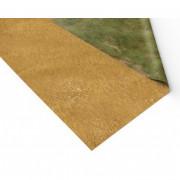 "Playmats - Latex - Tapis recto/verso - Sandy Desert / Grass  - 36""x36"""