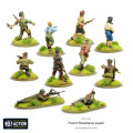 Bolt Action - French Resistance Squad 2