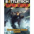 BattleTech AS Clan Invasion Cards 0