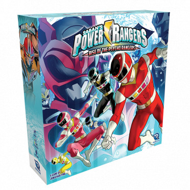 Power Rangers: Heroes of the Grid - Rise of the Psycho Rangers