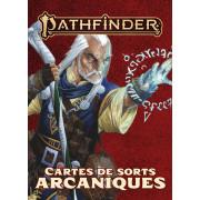 Pathfinder 2 - Cartes de Sorts Arcaniques