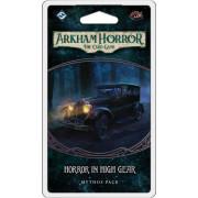 Arkham Horror : the Card Game - Horror In High Gear